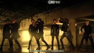 U-Kiss-Standing Still MV [Sub Español+Hangul+Romanización+KARAOKE]