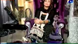 Cast of Alpha Bravo Charlie in Nadia Khan Show - Part No. (4B) - The End