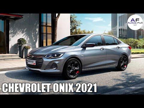 Chevrolet Onix 2021 | Todo Lo Que Debes Saber