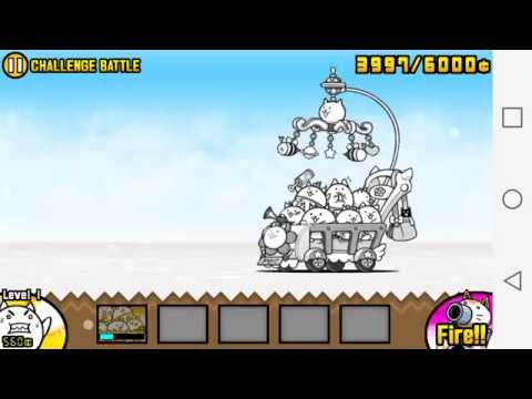 The Battle Cats True Form Baby Cats Showcase - YouTube