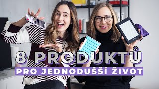 8 produktů, které nám zjednodušují život!