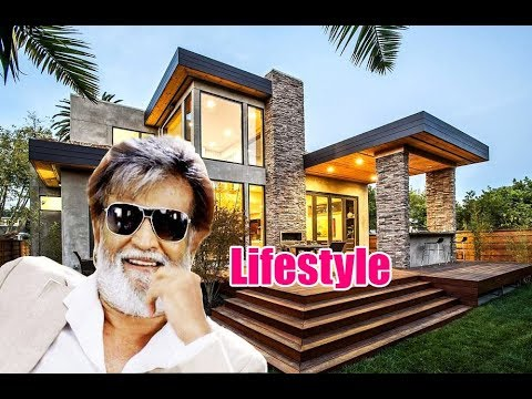 Rajinikanth Income | Houses | Cars | Lifestyle | & Net Worth | Lifestyle Of Superstar