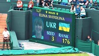 Элина Свитолина (Short Cuts)