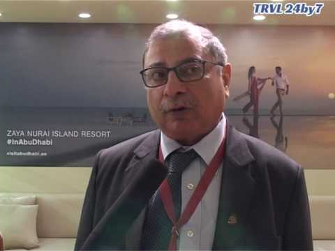 Bejan Dinshaw, Country Manager, Abu Dhabi Tourism