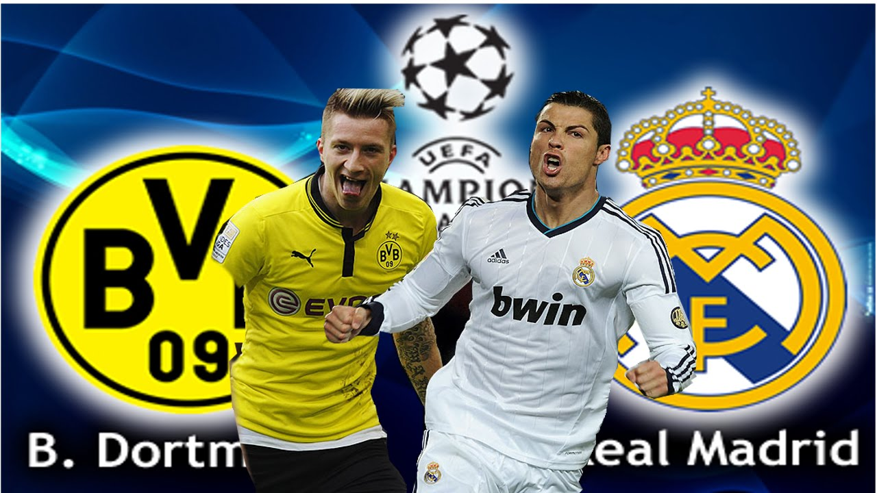 Real Madrid BoruГџia Dortmund