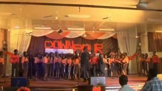 Ese Oluwa  Sonnie Badu by Voices on High RCF MEDILAG