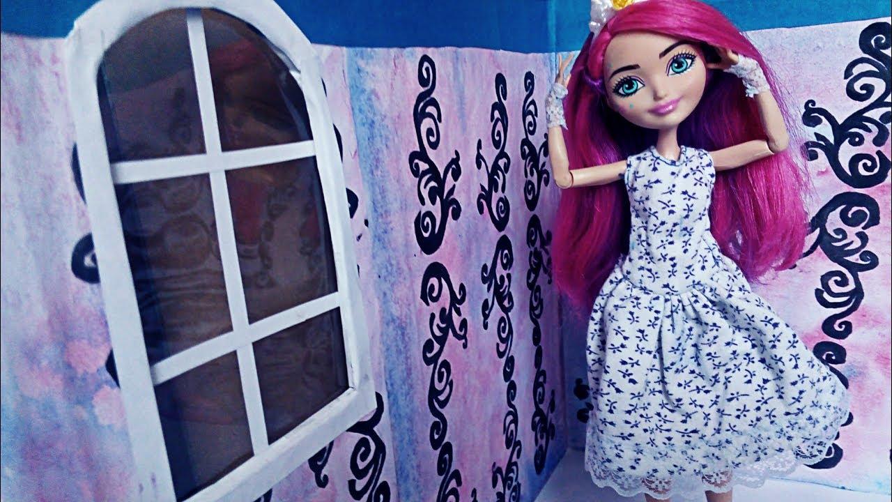 Видео как сделать румбокс для кукол фото 160