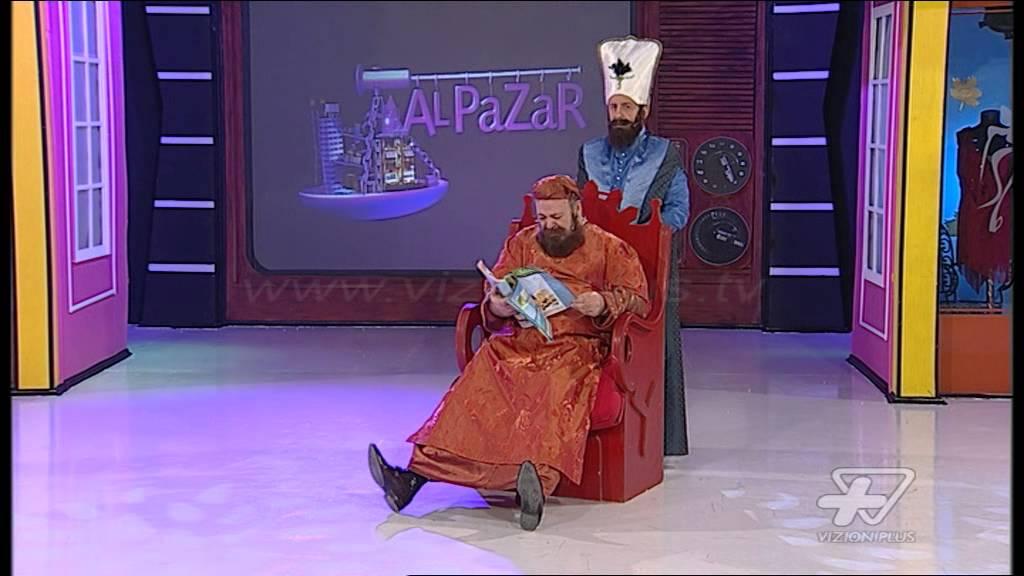 Sulejmani i qejflishem - 22 Shkurt 2014 - Al Pazar - Vizion Plus