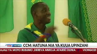 CCM haina nia ya kuua upinzani - Dkt. Bashiru Ally, Katibu Mkuu wa CCM