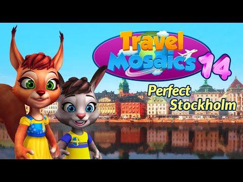 Travel Mosaics14: Perfect Stockholm