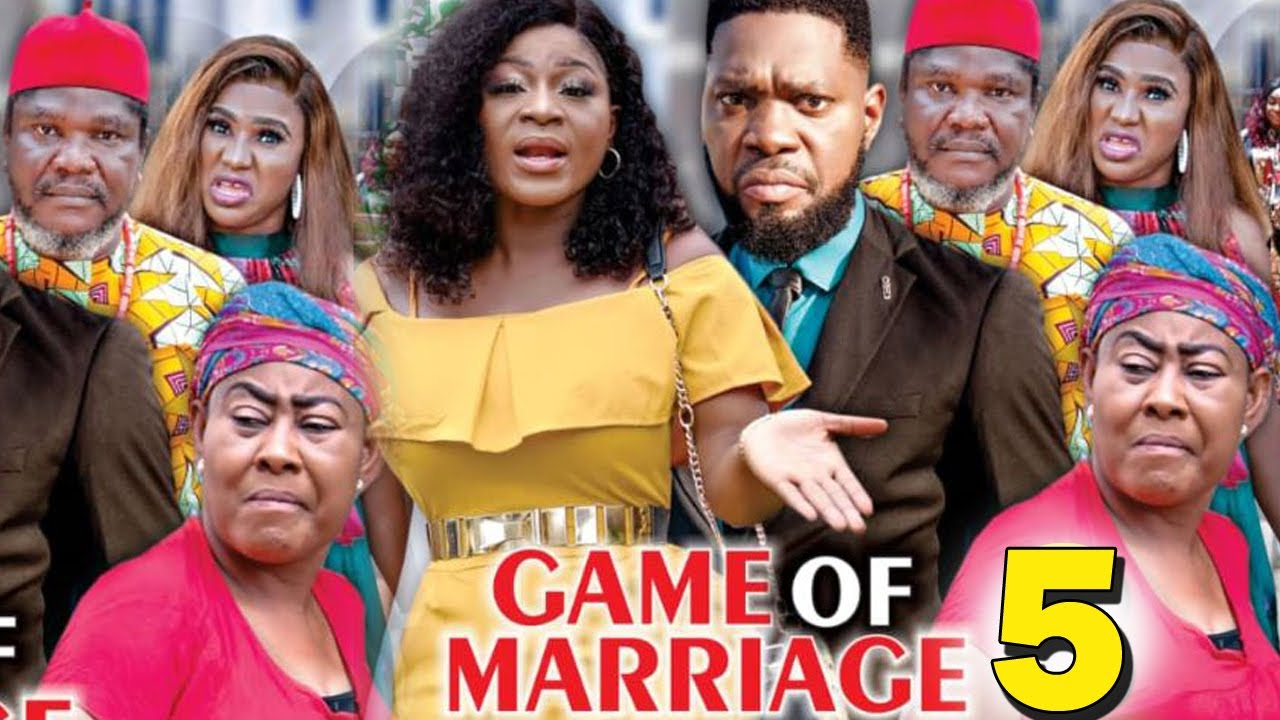 GAME OF MARRIAGE SEASON 5 (New Hit Movie) - Destiny Etiko 2020 Latest Nigerian Nollywood Movie