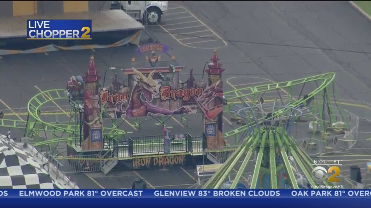 2 People Injured In Carnival Ride Accidents In Plainfield