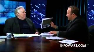 Texe Marrs on Infowars - Robot Alchemy: A Look into the Transhumanism Death Trap