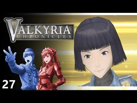 Valkyria Chronicles - Tactical Genius - Part 27
