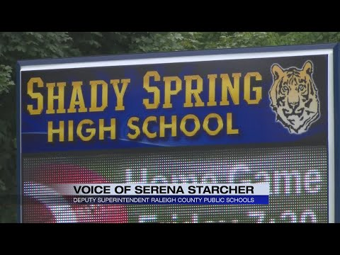 Classes continue despite threat at Shady Spring High School