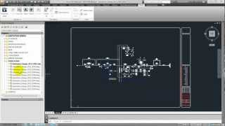 Substation Design - Vault and AutoCAD Electrical