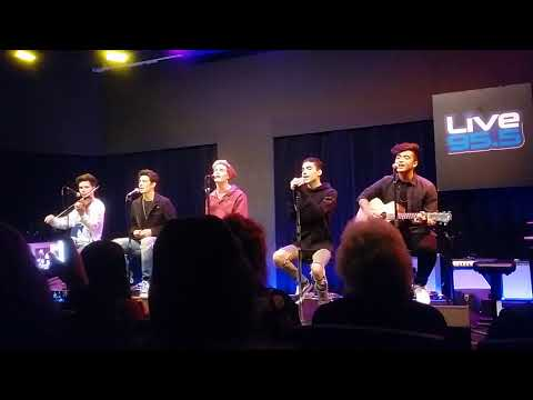In Real Life - Havana Cover at LIVE 95.5 PDX Live Studio