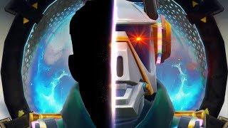 DJ Yonder Good or... EVIL?! | A Fortnite Film