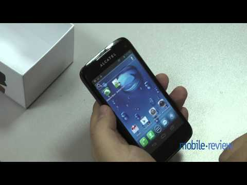 Обзор Alcatel OneTouch 997D