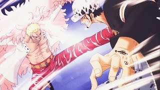 Law vs Doflamingo「AMV」• Leave It All Behind ♫♪