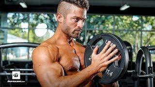 Summer Pump Chest Workout + Q&A | Mike Hildebrandt