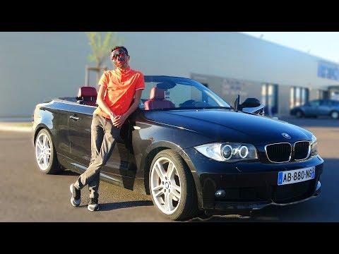 MA BMW CABRIOLET EDITION RARE OFFERTE PAR LASALLE  !