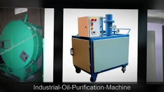 Lube Oil Filter Machine Manufacturer in Maharashtra | AR Engineering