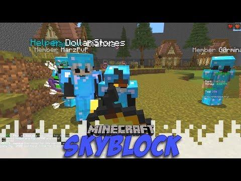 Big Changes! - Skyblock - EP16 (Minecraft)