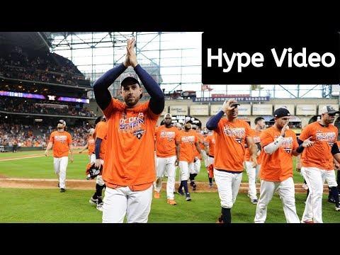 Astros Postseason Hype Video   Whatever It Takes