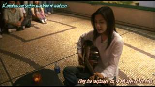 Video YUI's Goodbye Days scene - Taiyou no Uta [Vietsub] download MP3, 3GP, MP4, WEBM, AVI, FLV September 2019