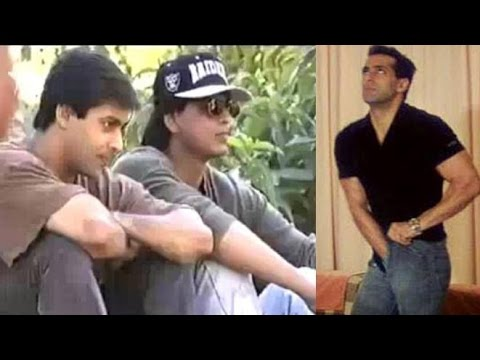 Shahrukh Khan & Salman Khan Unseen Rare Pictures Mp3