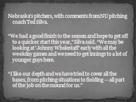 Ted Silva - We need to get innings to a lot of younger guys