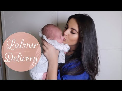 My Labour and Delivery Story | Nicole Corrales