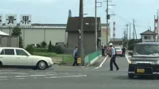 交通警察24時~クラウンにセンチュリー、高級旧車が狙われる。シートベルト違反車を摘発せよ!茨城県警鹿嶋警察署編