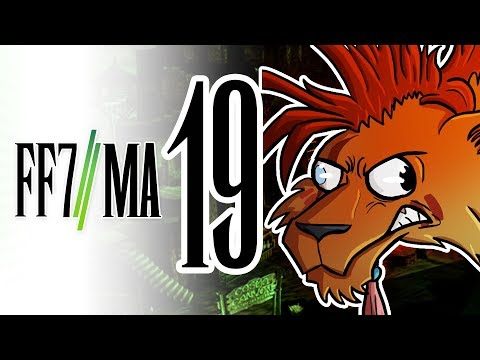 Final Fantasy VII: Machinabridged (#FF7MA) - Ep. 19 - Team Four Star
