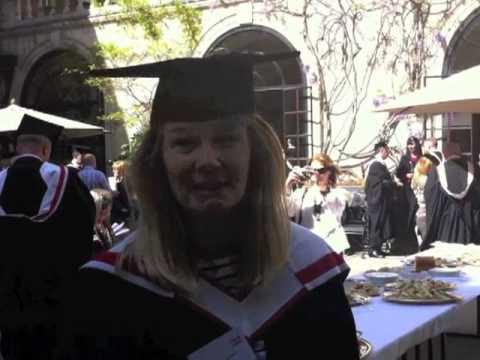 Work At Home In An Online Job Mum Graduates At 55