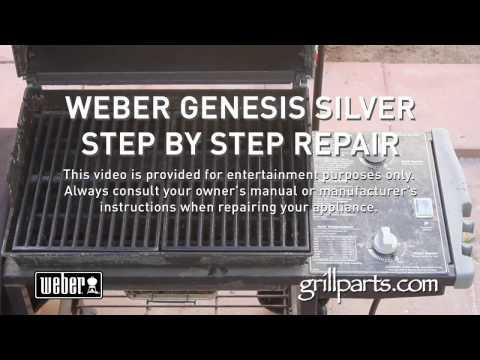 Weber Genesis Grill Repair