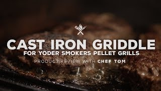 Weber Cast Iron Griddle, the Best YS480 and YS640 Griddle | Product Roundup by All Things Barbecue