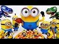 the bigger minion the better minion this pizza is ours toymart tv