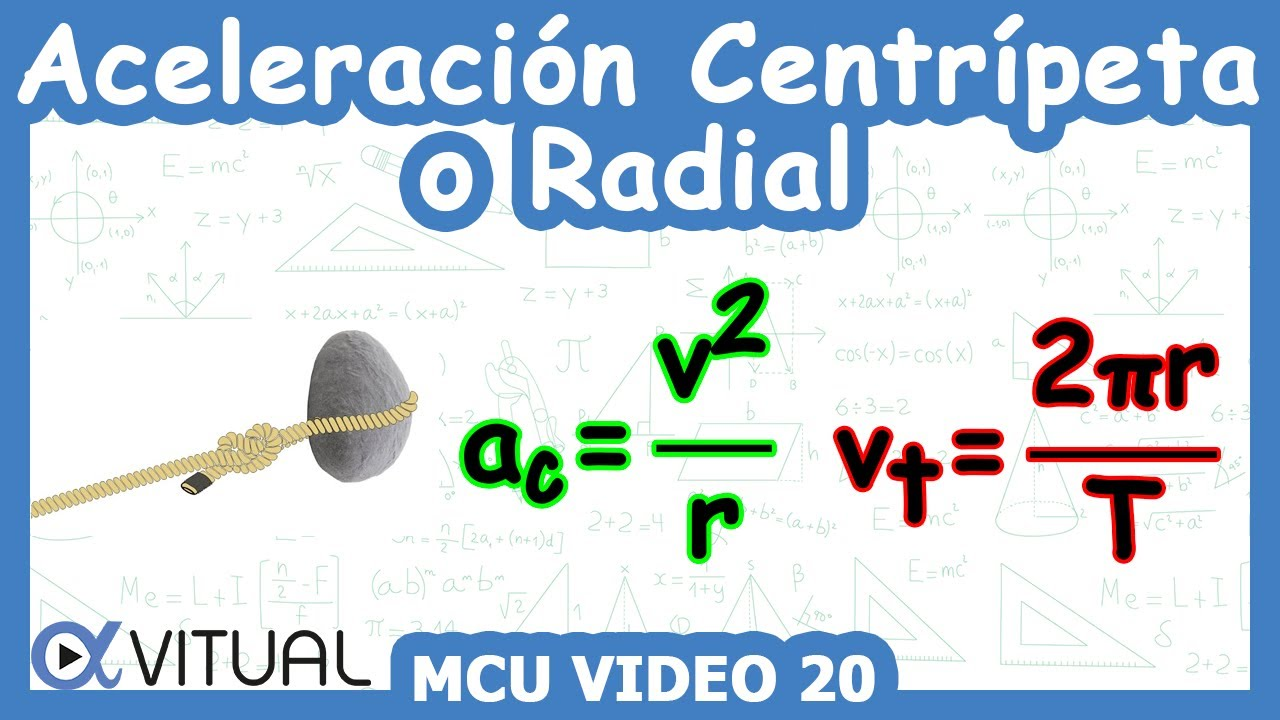 Aceleracion Centripeta O Radial Ejemplo 4 De 4 Fisica Vitual