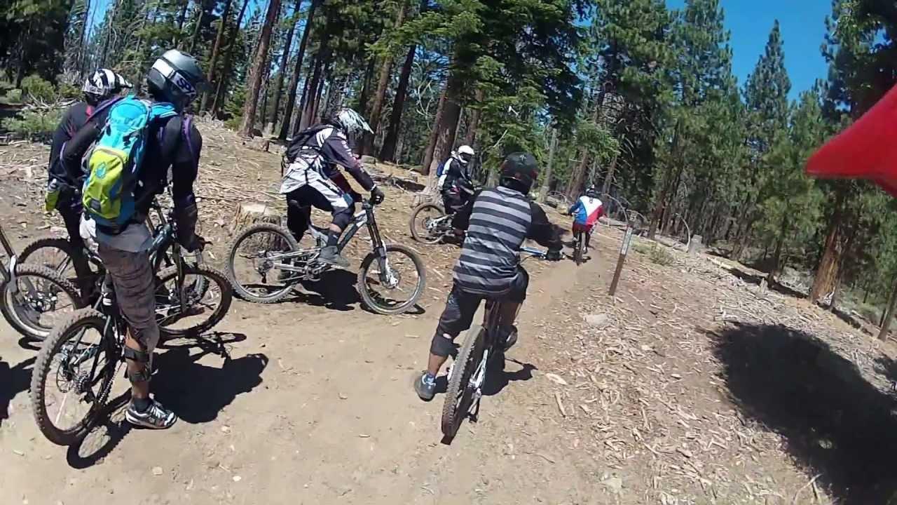 Snow Summit Big Bear Mountain Biking Youtube