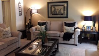 How to decorate a living room on a budget made easy
