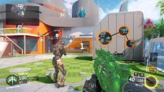 call of duty black ops 3   nuk3town   beast mode 9000 score   ps4