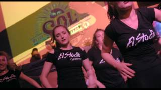 Dance show by ElStudio.dk- Dancehall, Waacking, Hip Hop, Bellyfunk, Break and Salsa.