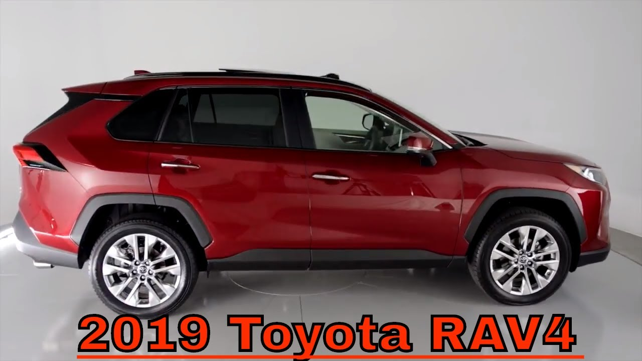 Toyota Rav4 Hybrid Xse 2019 Interior Redesign Specs Review