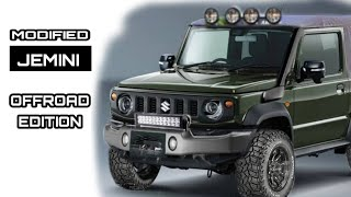 Mahindra that vs maruti Jimny Rendering//making vedios//Modification