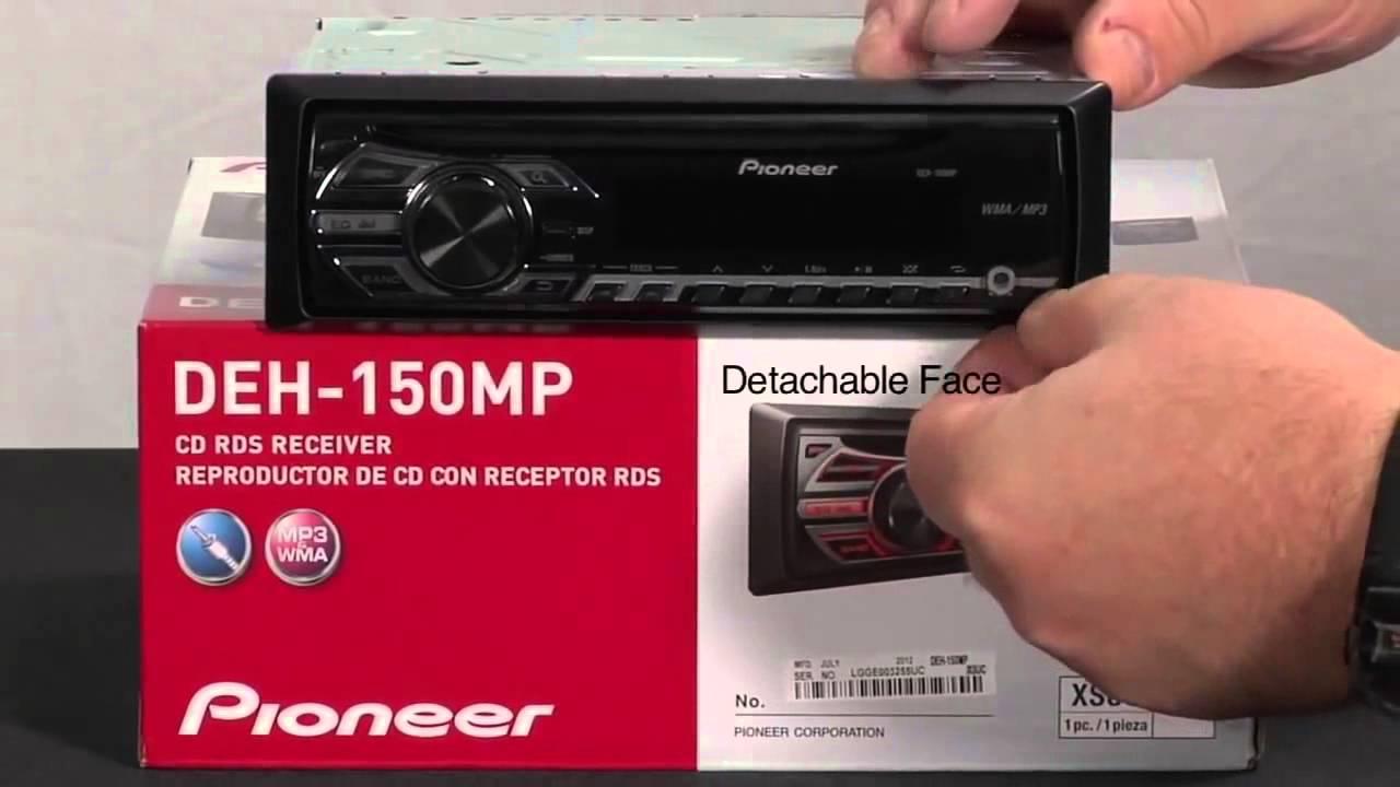 Pioneer Deh 150mp Wiring Diagram Est 233 Reo Para Carro Pioneer Deh 150mp Con Reproductor Mp3