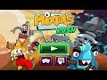 Mixels Rush - Android Gameplay (Cartoon Network Games)