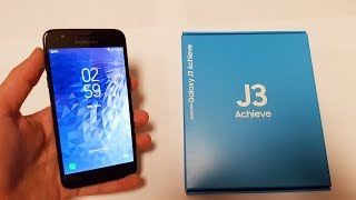 The Best Samsung Galaxy Phone Under $100: Samsung Galaxy J3 2018 Unboxing & Impressions!!