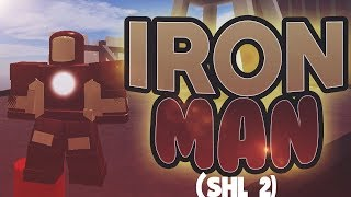 HOW TO MAKE IRON MAN IN SHL 2